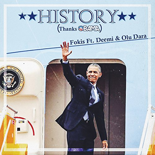 History (Thanks Obama) [feat. Deemi & Olu Dara]