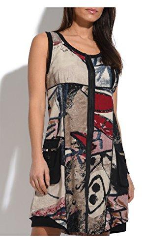 L33 - Robe CALLY - Femme