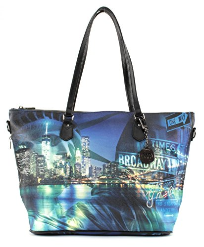 Bors Y Not New York broadway 397 GBD shopping Grande Multicolore