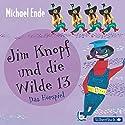 Jim Knopf und die Wilde 13: Das Hörspiel Hörspiel von Michael Ende Gesprochen von: Birgit Karla Krause, Horst Mendroch, Philipp Schepmann