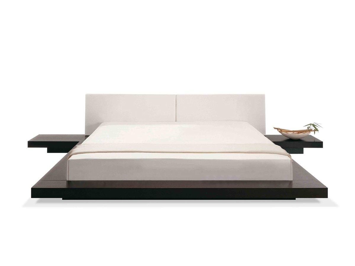 Designer Massivholz Bett Japan Stil flaches Futonbett japanisches ...
