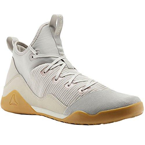 Reebok Combat Noble Trainer Sneaker, Men's Sandstone/Chalk/Ash Grey, 11 M US