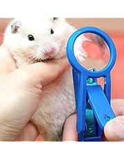 Alfie Pet - Roni Nail Clipper for Guinea Pig, Rabbit, Hamster, Bandit, Ferret, Mouse - Color: Blue