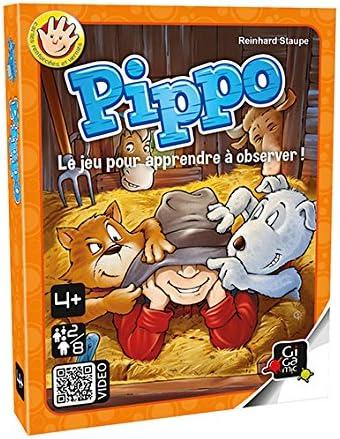 Jeu de Cartes Amigo 6977 Pippo