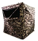 "HME GRDBLND3 3-Person Hub Ground Blind 75"" x 67"""