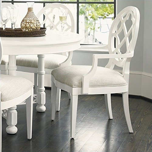 Ivory Key - Mill Creek Arm Chair (Dining Chairs Bahama Tommy)