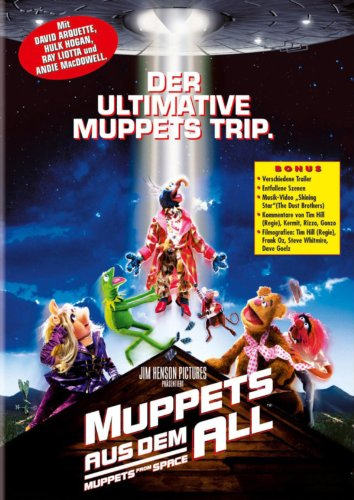 Muppets aus dem All Film