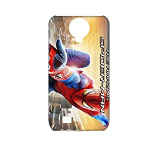 Generic Creativity Back Phone Cover For Children Print With The Amazing Spider Man For Samsung Galaxy S4 Full Body Choose Design 1-2