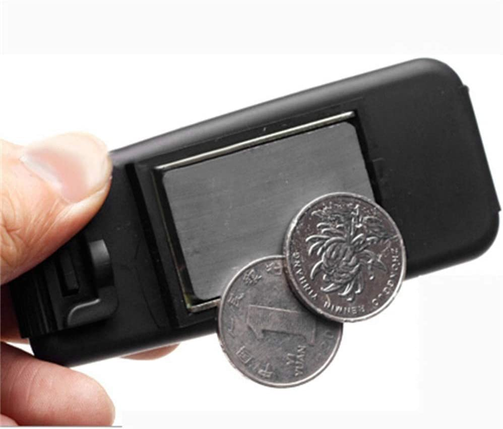 Kousa Key Magnetic Box,Anti-Rust Magnet Emergency Key Boxes Durable Key Safe Storage Box Creative Car Coin Box