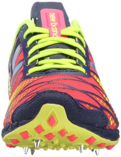 New Balance Womens WXC900 Spike Running Shoe Navy/Pink