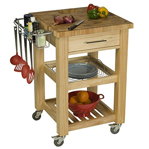 Pro Chef Kitchen Cart Base Finish: Natur - Pro Dynamic Kitchen Shopping Results