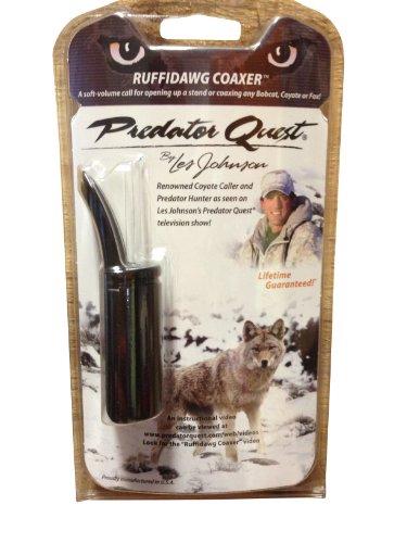 Predator Quest - Ruffidawg Coaxer - Les Johnson - Predator Call - Coyote - Predator Call Coaxer