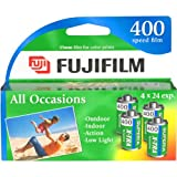 Fujifilm Genuine Superia X-TRA ISO 400 35mm Color Film - 24 Exposures, 4 Pack