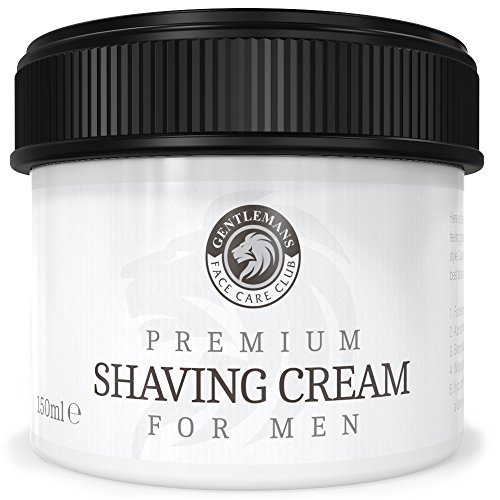 Shaving Cream - Luxury Shave Cream From Gentlemans Face Care Club