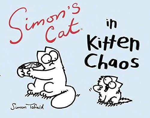 Simons Cat In Kitten Chaos
