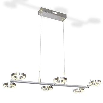 En Suspension 6 Ampoules Lampe Plafonnier Avec Sphériques Led Vidaxl NnwO0m8v