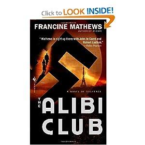 The Alibi Club Francine Mathews