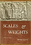 Scales and Weights : A Historical Outline, Kisch, Bruno, 0300006306