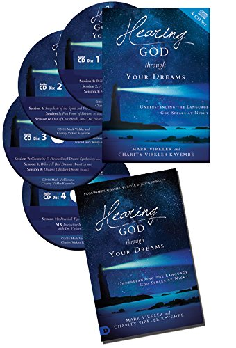 BUNDLE: Hearing God Through Your Dreams Book and CD Package pdf epub