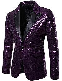 Mens Tails Slim Fit Tailcoat Sequin Dress Coat Swallowtail Dinner Party Wedding Blazer Suit Jacket
