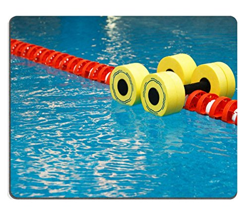 Price comparison product image Smoomfly Mouse Pad Natural Rubber Mousepad IMAGE ID: 5720917 Floating aqua aerobics dumbbells in swimming pool
