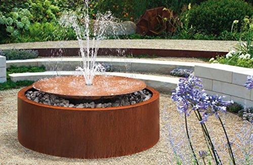 Corten Steel Water Feature Fountain Berlin