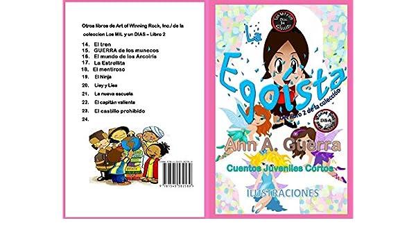 Amazon.com: La Egoista (Los MIL y un DIAS: Cuentos Juveniles ...