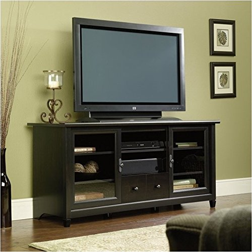 Pemberly Row 59 TV Stand in Estate Black