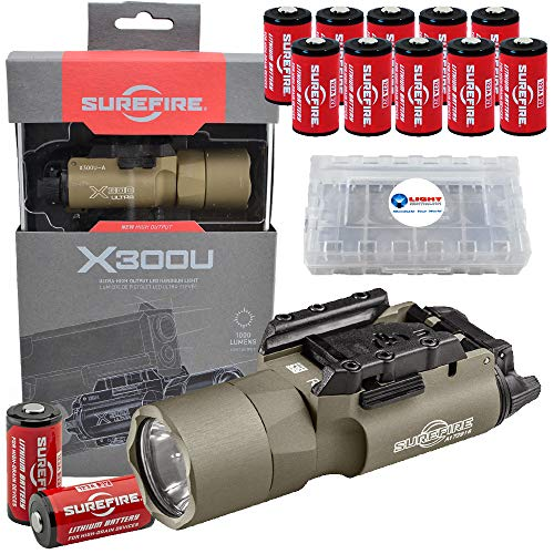 X300 Surefire Led Tactical Light in US - 4