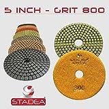 "STADEA Premium Grade Wet 5"" Diamond Polishing"