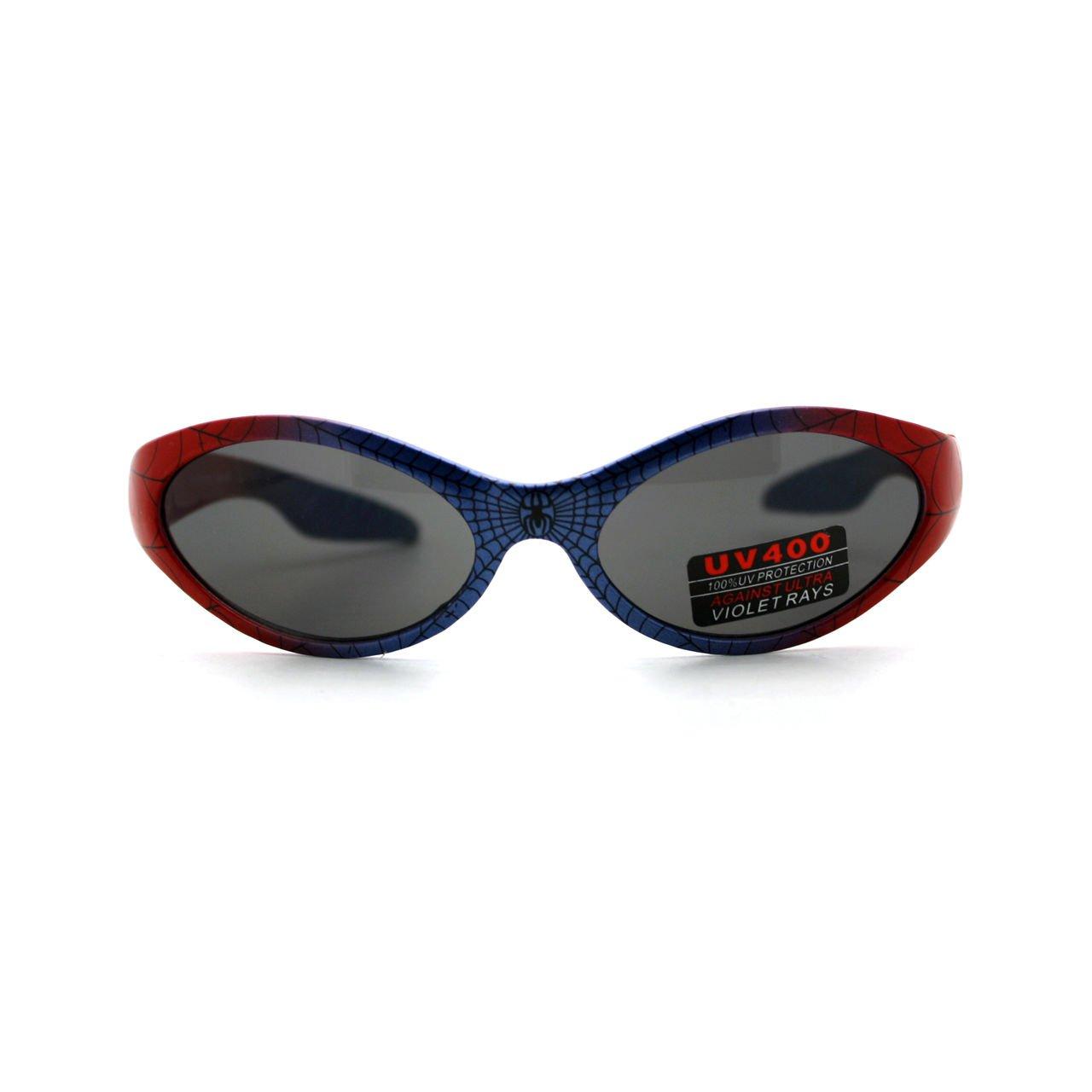 Amazon.com: Kid s Spiderman – Gafas de sol Spidey tela de ...