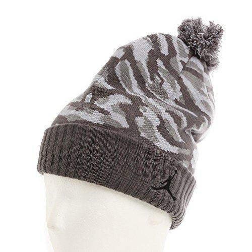 Jordan Camo Pom Beanie Hat - 686937 021