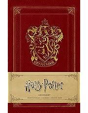 Harry Potter: Gryffindor Ruled Notebook
