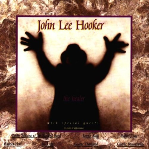 The Healer: John Lee Hooker: Amazon.es: CDs y vinilos}