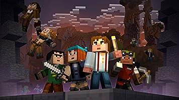 Minecraft - DLC,  Story Mode Skin Pack - Wii U [Digital Code]