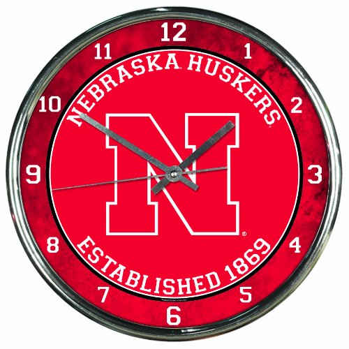 Nebraska Clock - 1