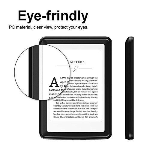 Kindle Paperwhite Case, iThrough Paperwhite Waterproof Underwater E-reader Case, Dustproof, Snowproof, Shockproof Full Sealed Protection Case with Touched Screen for Amazon Kindle Paperwhite by iThrough (Image #1)