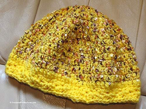 - Cloche Hat - Chemo Cap - 22-24
