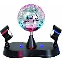 Lumisource LS-MIR MADNESS Energy Saving Mirror Disco Ball Strobe by LumiSource