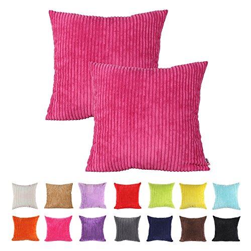 queenier-2-pcs-solid-color-corduroy-decorative-pillowcase-cushion-cover-for-sofa-throw-pillow-case-a