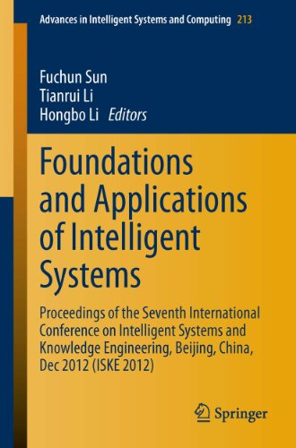 Download Foundations and Applications of Intelligent Systems: Proceedings of the Seventh International Conference on Intelligent Systems and Knowledge Engineering, … in Intelligent Systems and Computing) Pdf