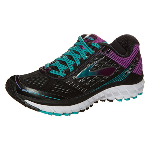 Training black Running Brooks Women's turquoise Ghost 9 Shoes ngYxztzr