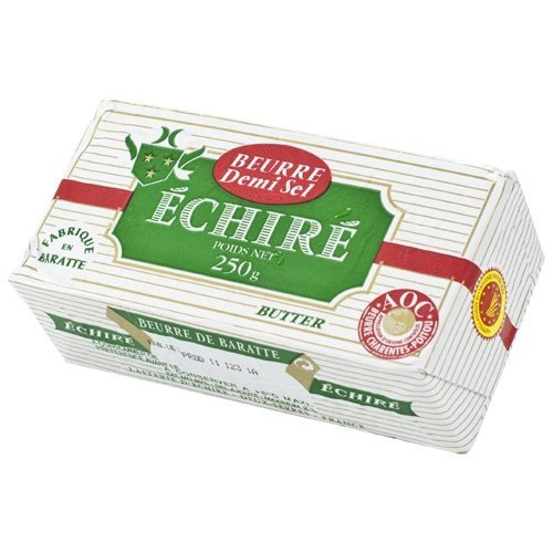 French Echire Butter, Salted - 8.8 - Butter Salted
