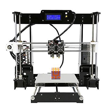 Anet A8 M DIY 3D Printer Kit Dual Nozzles Online & Offline ...