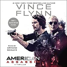 American Assassin Audiobook by Vince Flynn Narrated by Armand Schultz
