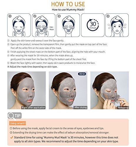 how to use face mask sheet