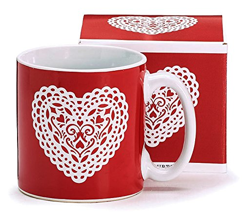 burton + BURTON Heart Mug with Gift Box