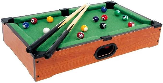 BILLAR PEQUEÑO: Amazon.es: Juguetes y juegos
