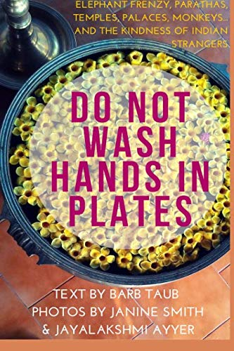 Do Not Wash Hands In Plates: Elephant Frenzy, Parathas, Temples, Palaces, Monkeys, and the Kindness of Indian Strangers (India: Do Not)