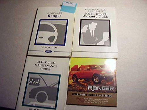 (2001 Ford Ranger Owners Manual)